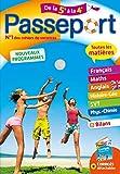 Passeport Cahier de Vacances 2020 - Toutes les matières de la 5e à la 4e