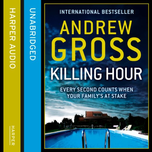 Killing Hour audiobook cover art