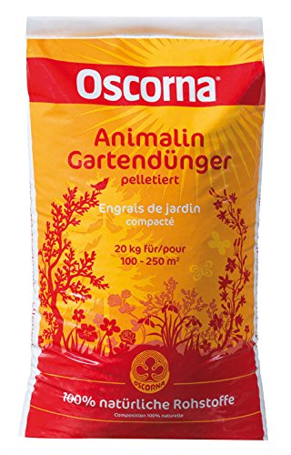 Oscorna Animalin pelletiert, 20 kg