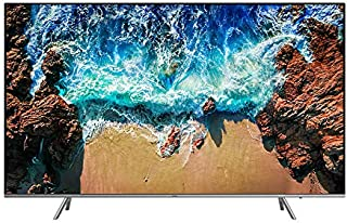 Samsung 4K Ultra HD Smart TV 82 Inch LED Model -UA82NU8000RXUM Silver