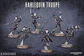 Harlequin Troupe (2017 Edition) SW