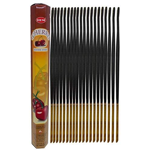 SANDAL CINNAMON von HEM BIG PACK 120 Räucherstäbchen Original Indien Incense
