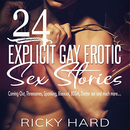 24 Explicit Gay Erotic Sex Stories cover art