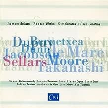 Piano Works: Six Sonatas & One Sonatina