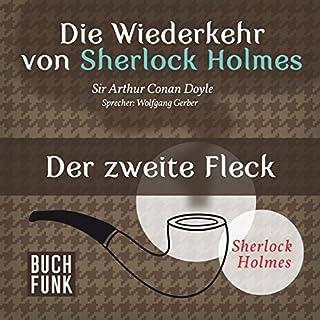Der zweite Fleck (Sherlock Holmes - Das Original) Titelbild