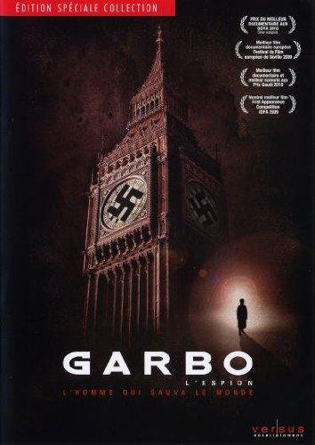 Garbo : l'homme qui sauva le monde [Francia] [DVD]