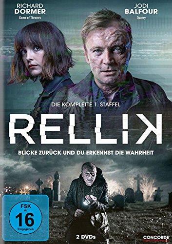 Rellik - Die komplette 1. Staffel [2 DVDs]