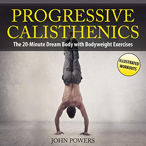 Progressive Calisthenics cover art