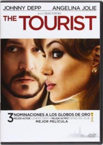 The Tourist (Import Dvd) Johnny Depp; Angelina Jolie; Paul Bettany; Timothy Da