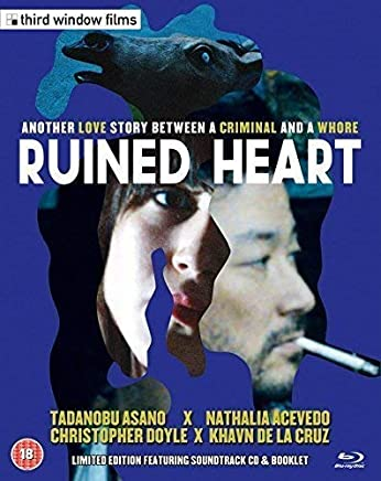 Ruined Heart: Another Lovestory Between a Criminal & a Whore ( Pusong wasak ) ( Zrujnowane serce ) (Blu-Ray)