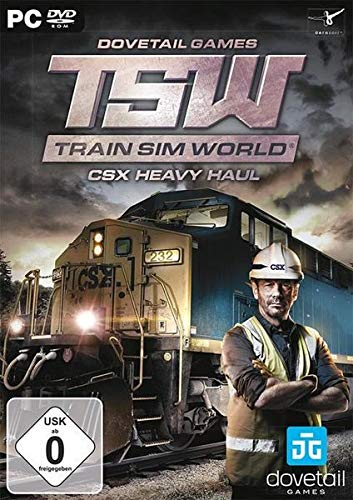 Train Sim World - CSX Heavy Haul