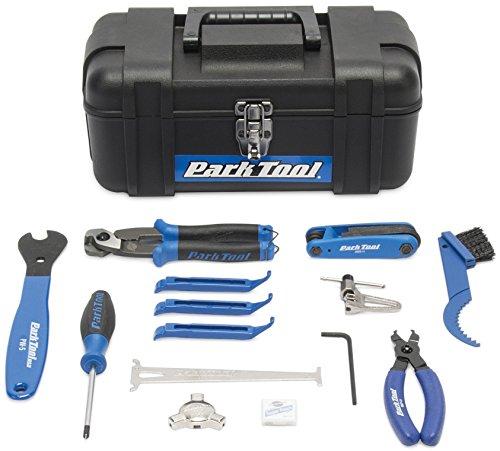 Park Tool SK-3 Home Mechanic Starter Kit Werkzeug, blau, Nicht zutreffend