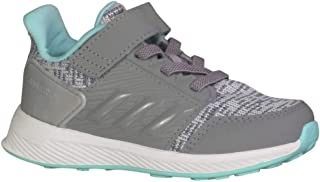 adidas Girl's Rapida Run Lux I Sneaker (Toddler)