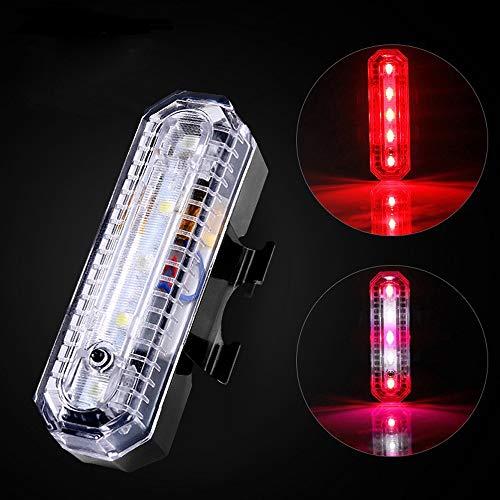 TriLance 5 LED Fahrrad Rücklicht -...
