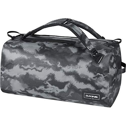 Dakine Cyclone 60L 60 Litre Capacity Hydroseal Duffle Bag - Dark Ashcroft Camo - Waterproof Sprayproof - Unisex