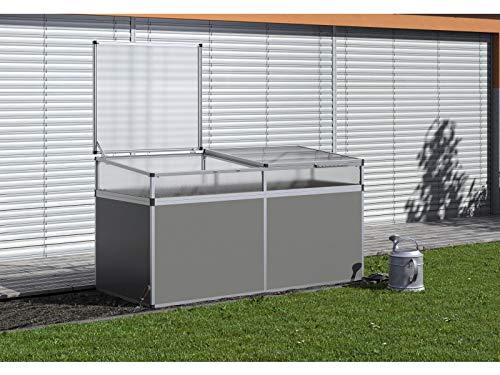 KGT Aluminium-Hochbeet 210 Pressblank 16000020