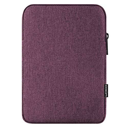 MoKo 11 Inch Tablet Sleeve Bag Carrying Case Fits iPad Pro 11, iPad 8th 7th Generation 10.2, iPad Air 4 10.9, iPad Air 3 10.5, iPad 9.7, Galaxy Tab A 10.1, Tab S6 Lite, S7, Fit Smart Keyboard