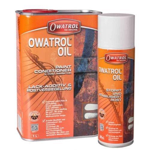 Owatrol Öl Set 1,3l