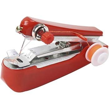 La Mini máquina de Coser de Mano portátil Viste la máquina de ...