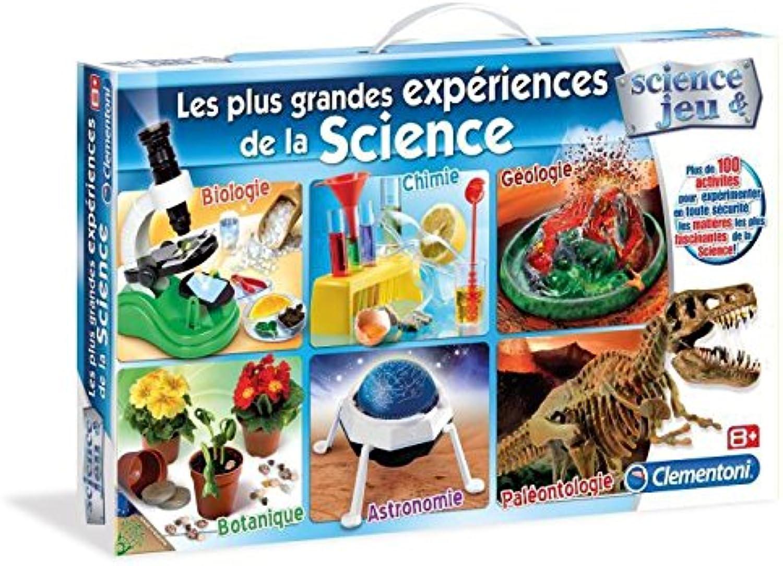 disfruta ahorrando 30-50% de descuento Los experimentos más Grandes de de de la Ciencia  muy popular