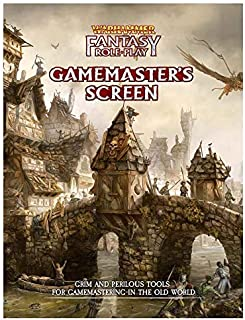 Warhammer Fantasy Roleplay (4th Ed): Gamemaster's Screen
