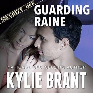 Guarding Raine audiobook cover art