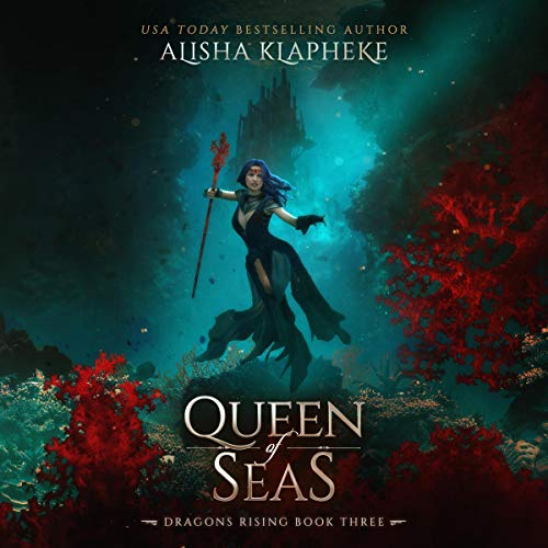 Queen of Seas  By  cover art