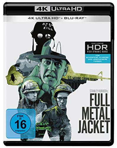 Full Metal Jacket (4K Ultra HD) (+ Blu-ray 2D)