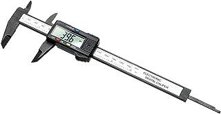 Instrumento de medida - Calibre de medición con pantalla digital, regla de 150 mm.