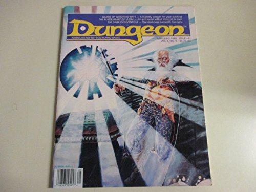 Dungeon May/June 88 Vol 11, No 5 #: 002