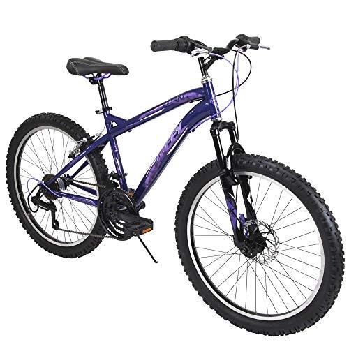 Huffy Mountain Bike Girls 24-inch Bicycle for Kids