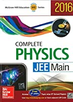 Complete Physics: JEE Main - 2016 (Old Edition)
