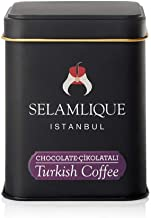 Selamlique's authentic Chocolate Flavoured Turkish coffee 125gr.(4.40oz)