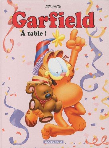 Garfield - tome 49 - Garfield à table !