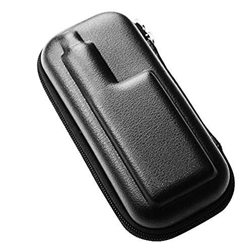 電子タバコ(VAPE)専用ケース レリーフベープケース ボックスタイプ用 (ブラック)