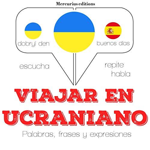 Viajar en ucraniano audiobook cover art