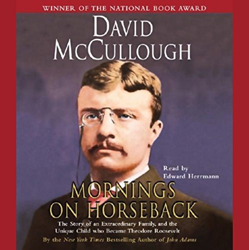 Mornings on Horseback  By  cover art