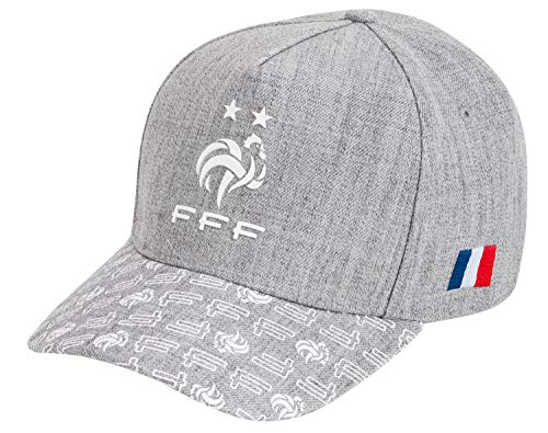 Equipe de FRANCE de football Casquette FFF - Collection Officielle Taille Homme