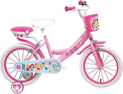 OEM SYSTEMS Bicicletta da Bambino Disney Princess 16