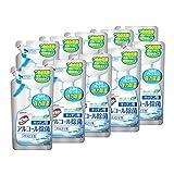 【まとめ買い】 カビキラー 除菌剤 スプレータイプ アルコール除菌 キッチン用 詰替用10本セット 350ml×10本