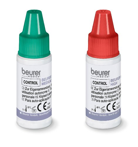 Beurer Kontrolllösung Kombi Medium & High