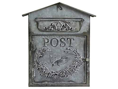 Antiker Briefkasten