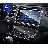 LFOTPP - Pellicola protettiva trasparente per navigatore dell'auto Honda HR-V EX EXL, in PET