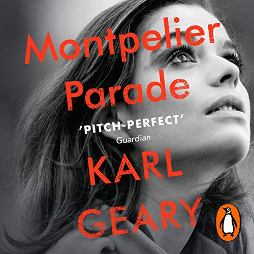 Montpelier Parade audiobook cover art