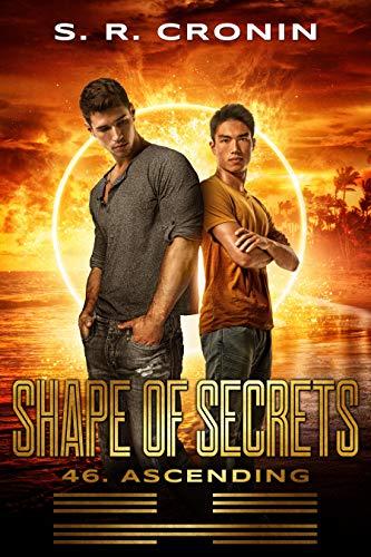 Shape of Secrets by Cronin, S. R.