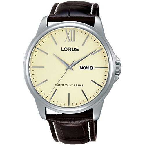 Lorus RXN19DX9 Men\'s Classic Dress Watch