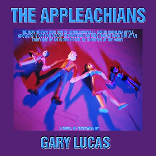 The Appleachians audiobook cover art