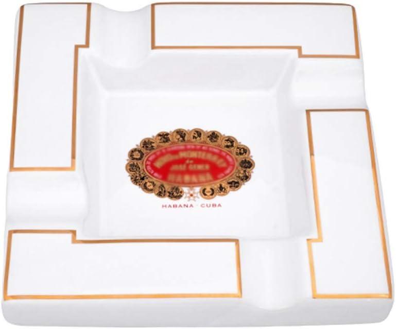 Portable Ashtrays Cigar Ceramic High quality new Tobac Ashtray Long Beach Mall Household
