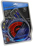 Sub-Zero Ice GL204 Kit di Cavi Amplificatori, 2000W 2-Canali