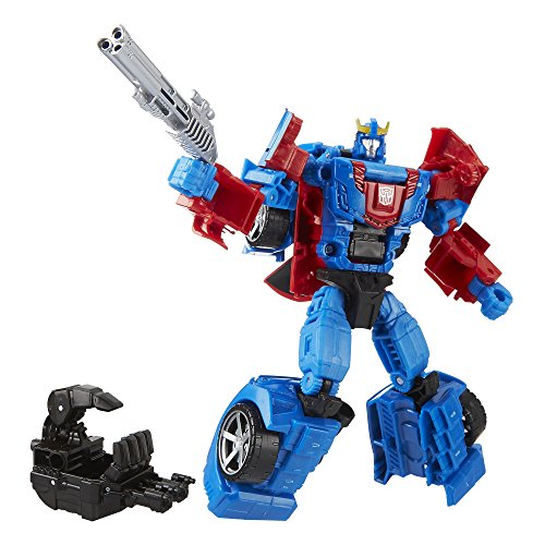 "Transformers Generations: Combiner Wars,Personaggio ""Smokescreen"",Classe Deluxe"
